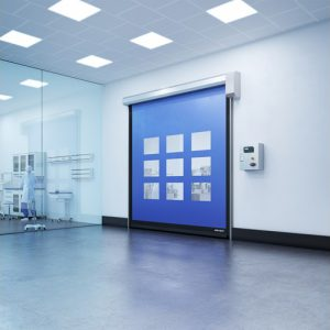 Cleanroom Application Door