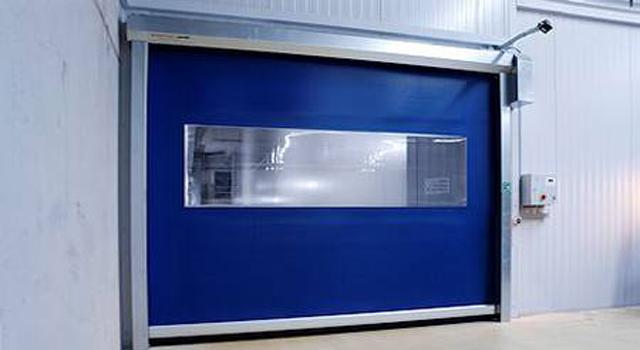 High Speed RollUp Door