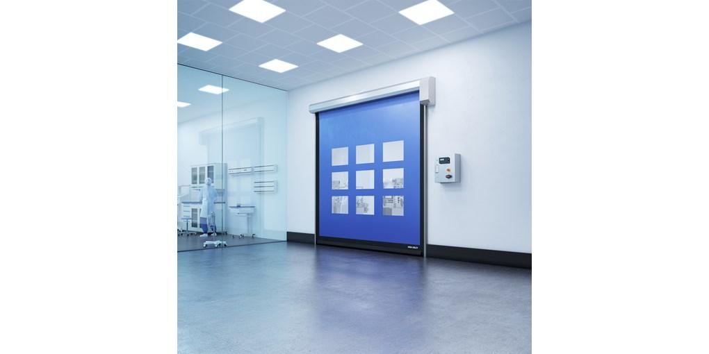 Cleanroom Application Door