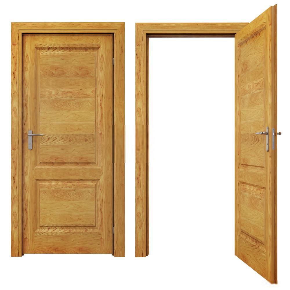 Paint Finish Door